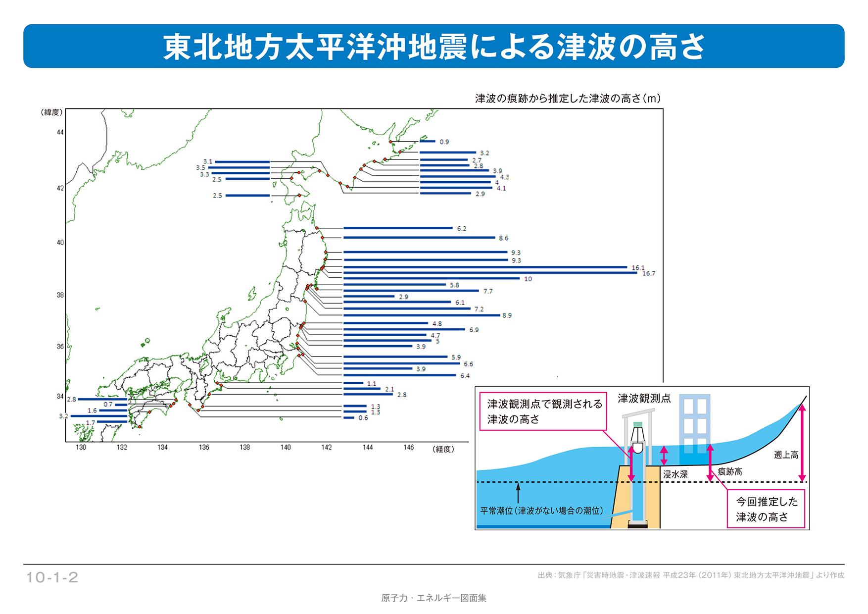 地震 太平洋 沖 東北 地方